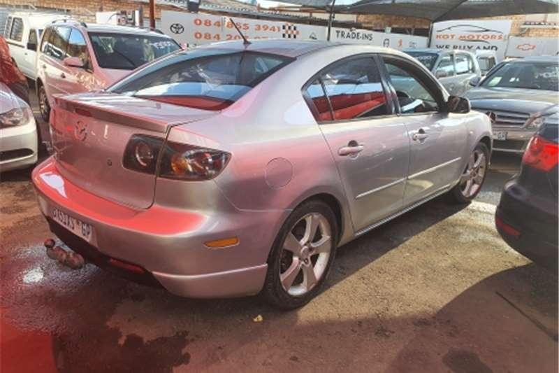 Mazda 3 Mazda 3 1.6I dynamic 2005