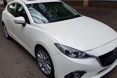 Used 2015 Mazda 3 Mazda hatch 1.6 Active
