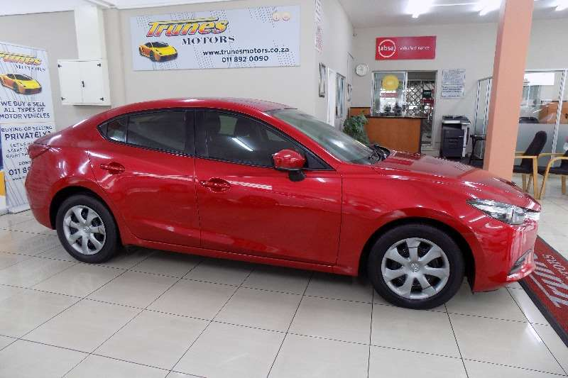 Mazda 3 Mazda hatch 1.6 Active 2016
