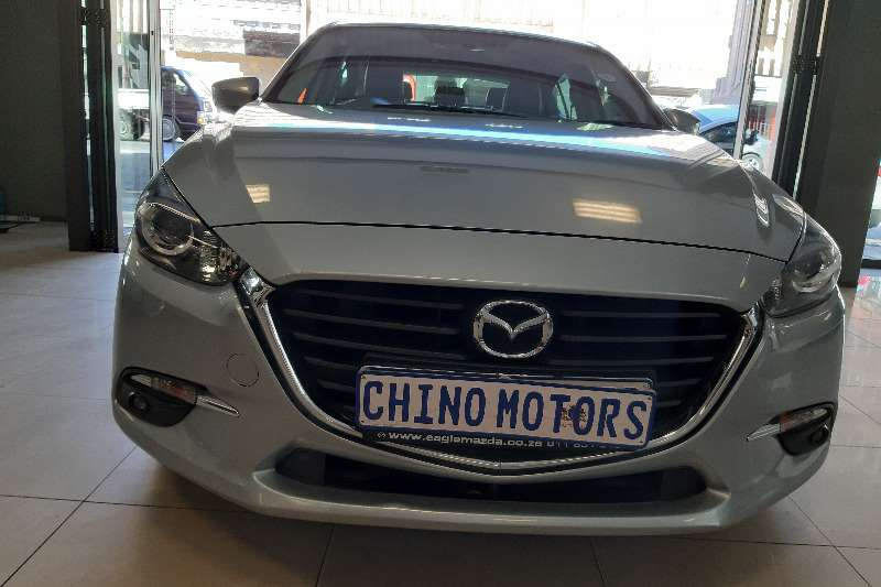 Mazda 3 Mazda hatch 1.6 Active 2018
