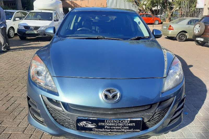 Used 2012 Mazda 3 Mazda hatch 1.6 Dynamic