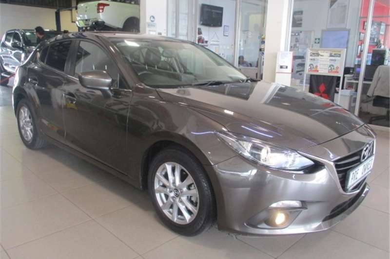 Mazda 3 Mazda hatch 1.6 Dynamic 2015
