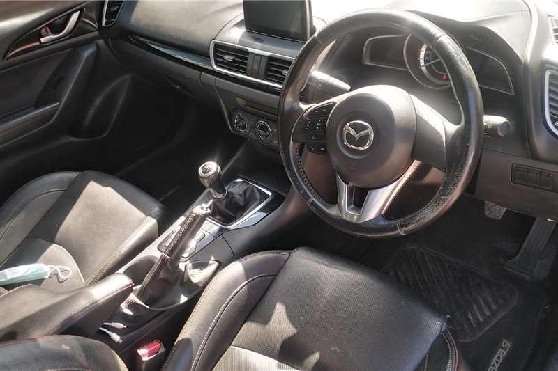 Mazda 3 Mazda hatch 1.6 Dynamic 2015