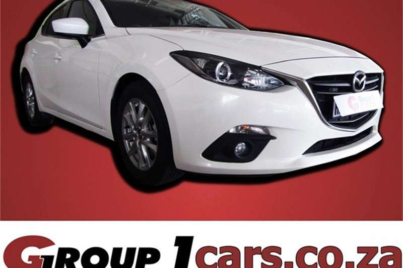 Mazda 3 Mazda hatch 1.6 Dynamic 2016