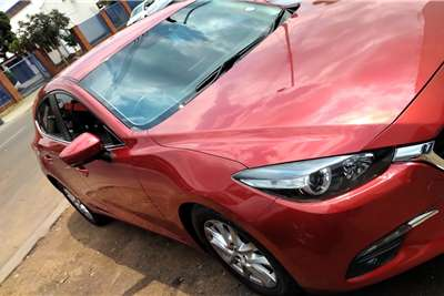 Mazda 3 Mazda hatch 1.6 Dynamic 2016