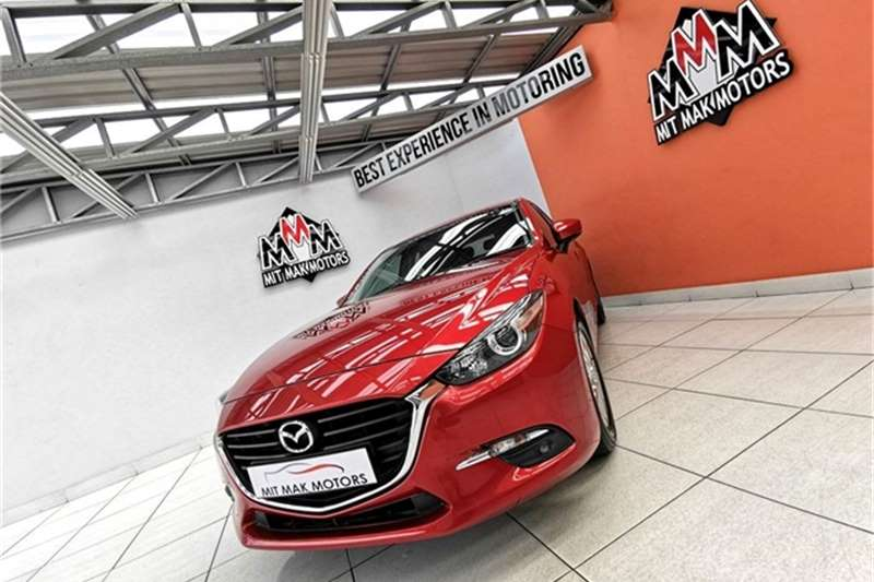 Used 2017 Mazda 3 Mazda hatch 1.6 Dynamic