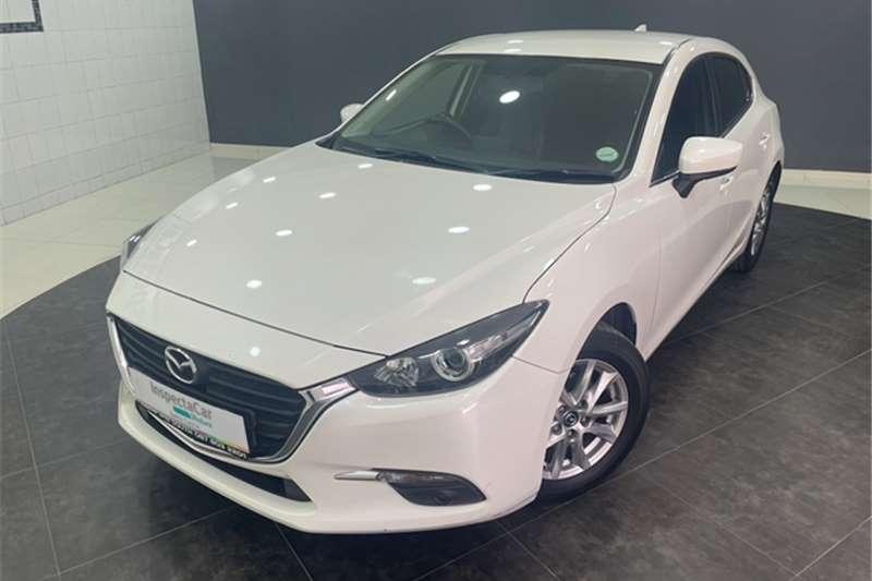 Used 2017 Mazda 3 Mazda hatch 1.6 Dynamic