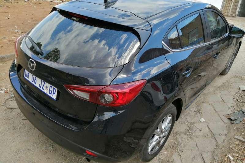 Mazda 3 Mazda hatch 1.6 Dynamic auto 2014