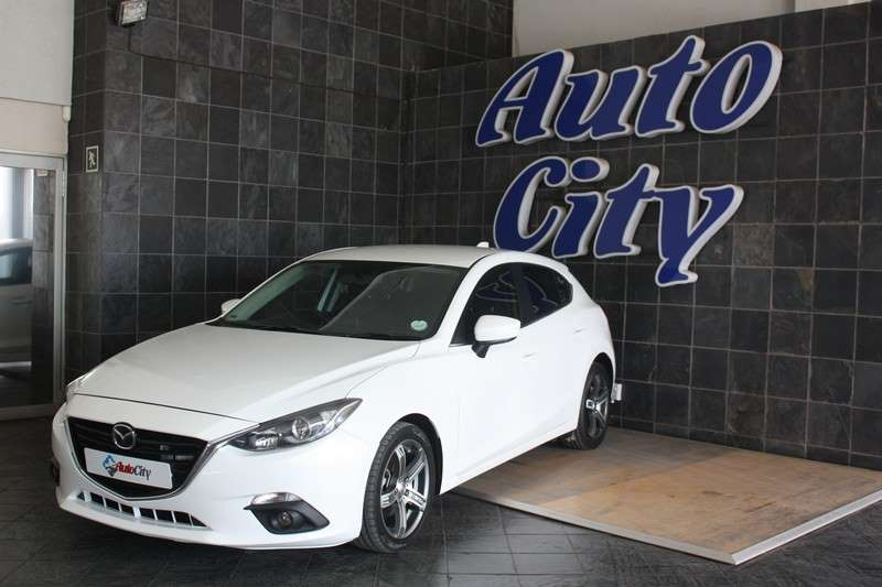 Mazda 3 Mazda hatch 1.6 Dynamic auto 2015