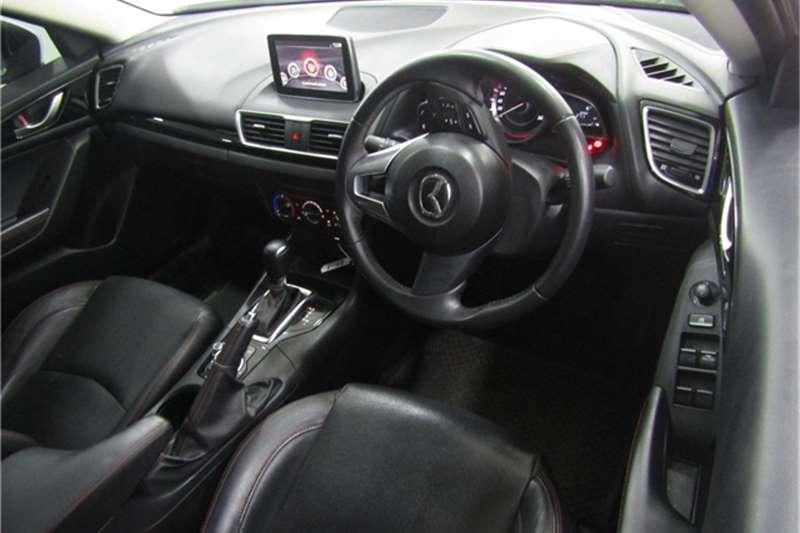 Used 2015 Mazda 3 Mazda hatch 1.6 Dynamic auto