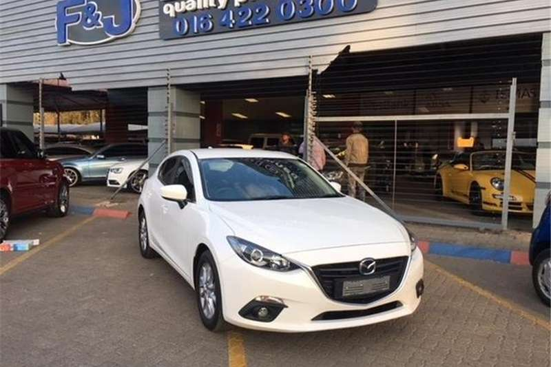 Mazda 3 Mazda hatch 1.6 Dynamic auto 2016