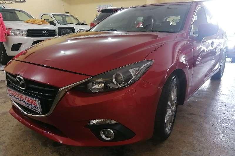 Used 2016 Mazda 3 Mazda hatch 1.6 Dynamic auto