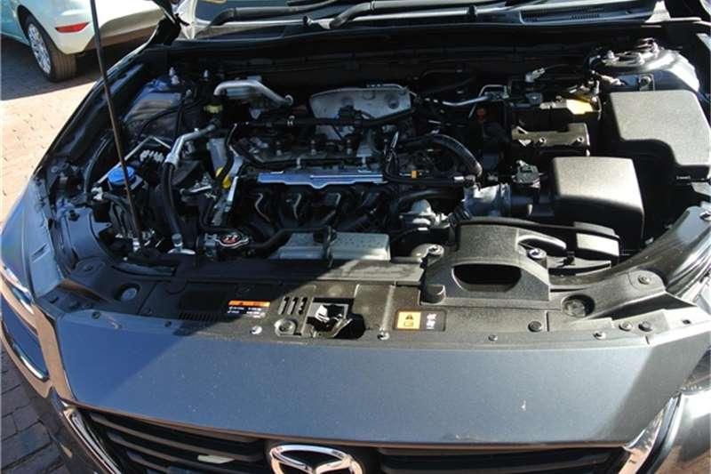 Mazda 3 Mazda hatch 1.6 Dynamic auto 2017