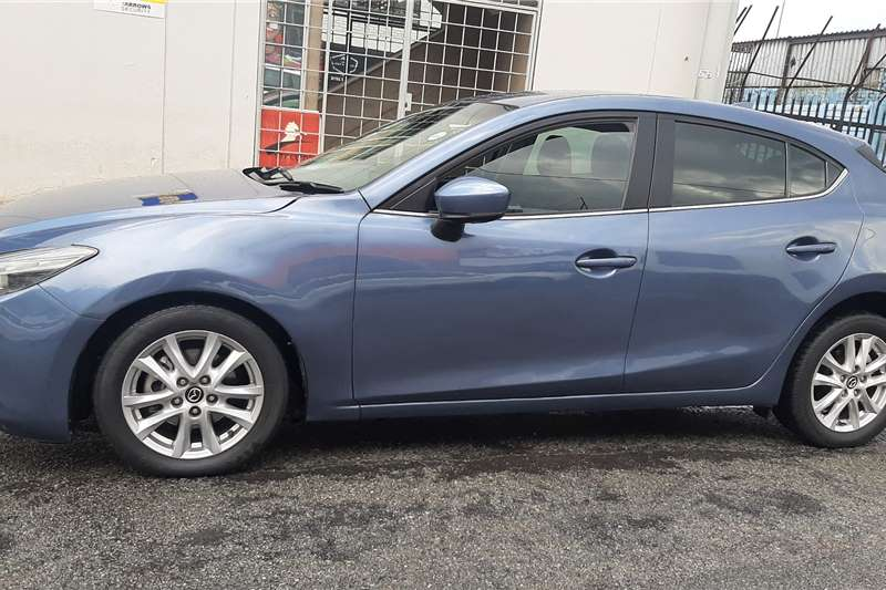 Used 2017 Mazda 3 Mazda hatch 1.6 Dynamic auto