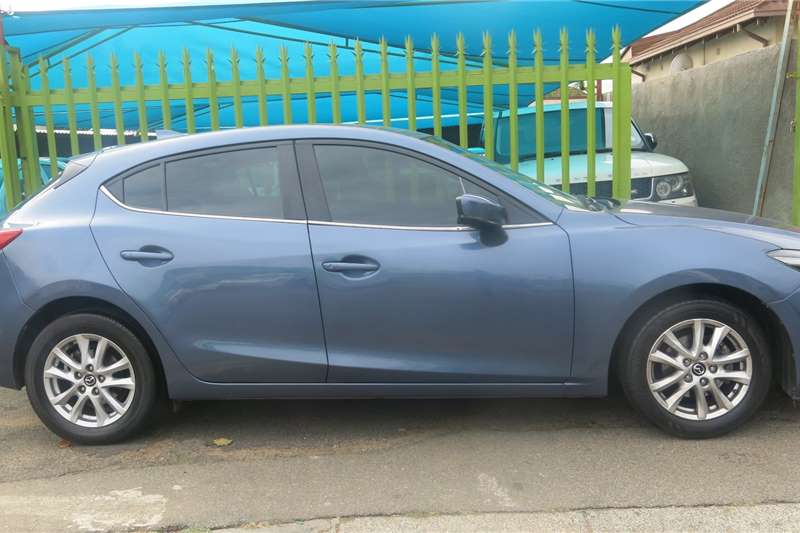 Mazda 3 Mazda hatch 1.6 Dynamic auto 2017
