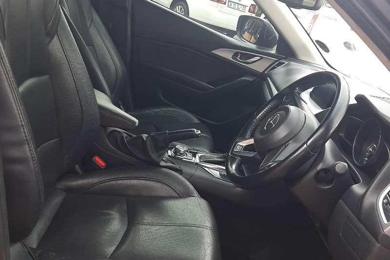 Used 2018 Mazda 3 Mazda hatch 1.6 Dynamic auto