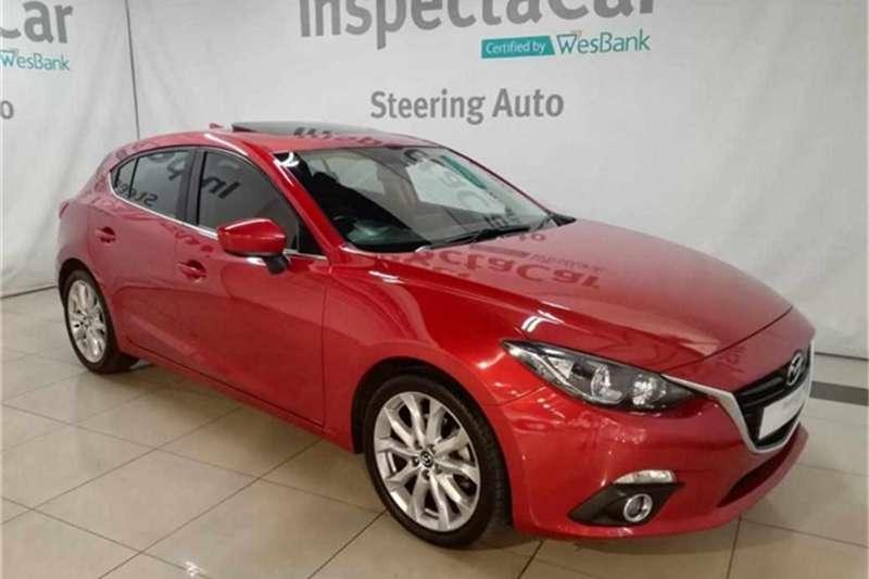Mazda 3 Mazda hatch 2.0 Astina 2015