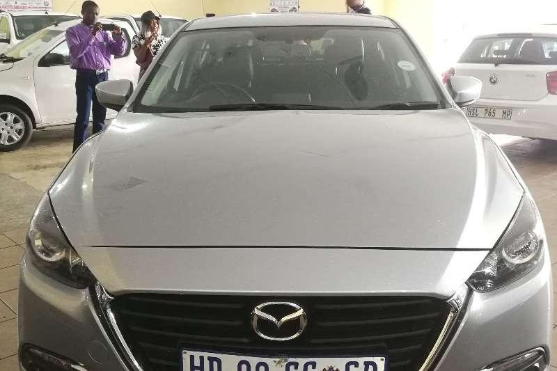 Mazda 3 Mazda hatch 2.0 Individual 2015