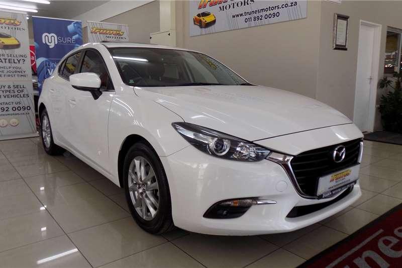 Mazda 3 Mazda hatch 2.0 Individual auto 2017