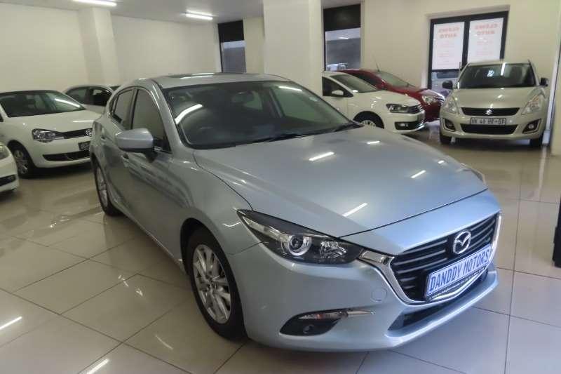 Mazda 3 Mazda hatch 2.0 Individual auto 2018