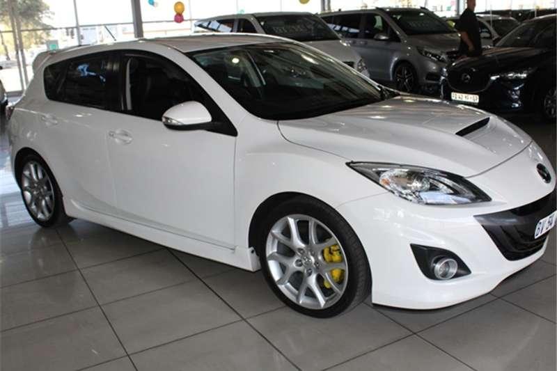 Mazda 3 Mazda MPS 2012