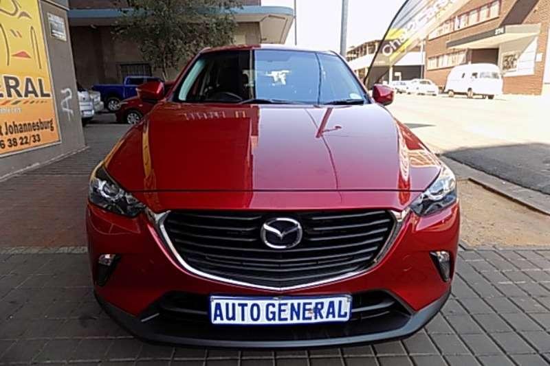 Mazda 3 Mazda sedan 1.6 Active 2018