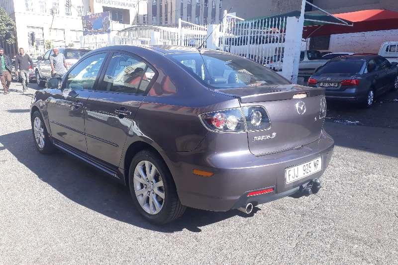 Mazda 3 Mazda sedan 1.6 Dynamic 2010