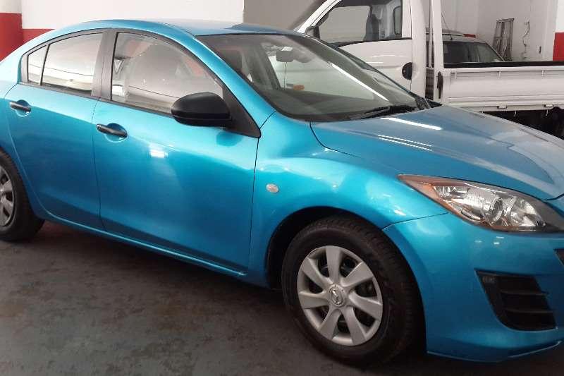 Mazda 3 Mazda sedan 1.6 Dynamic 2011