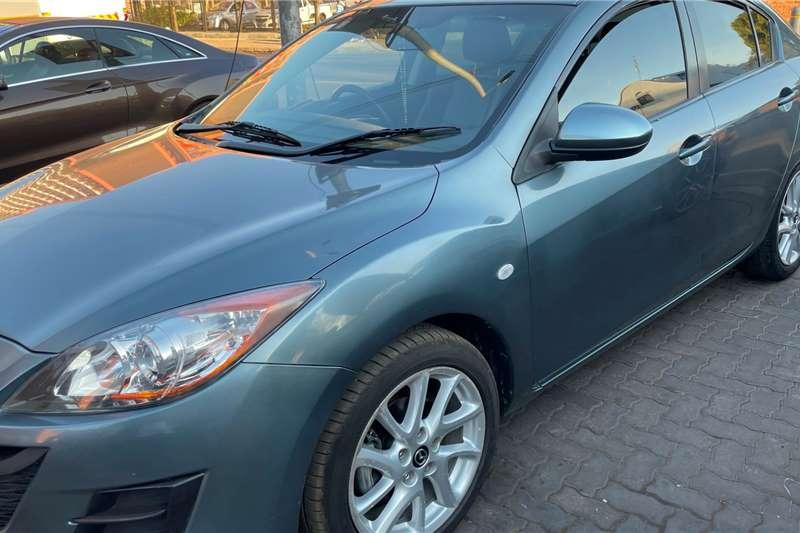 Used 2013 Mazda 3 Mazda sedan 1.6 Dynamic