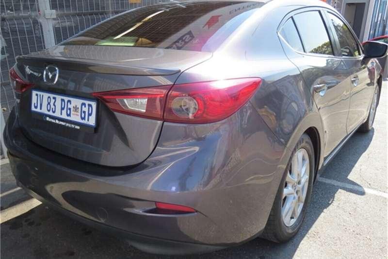 Mazda 3 Mazda sedan 1.6 Dynamic 2014
