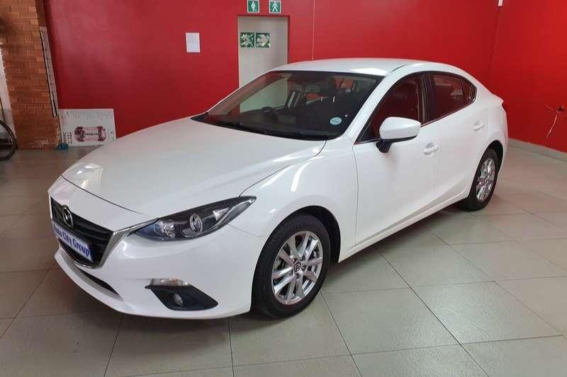 Mazda 3 Mazda sedan 1.6 Dynamic 2015