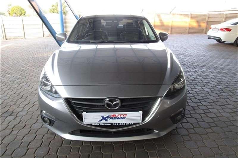 Used 2015 Mazda 3 Mazda sedan 1.6 Dynamic