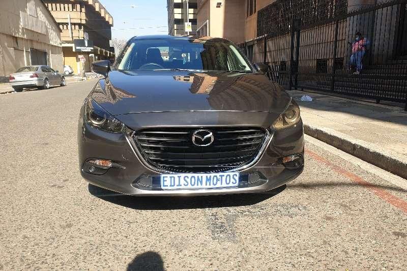 Mazda 3 Mazda sedan 1.6 Dynamic 2016