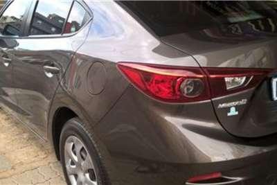 Used 2016 Mazda 3 Mazda sedan 1.6 Dynamic