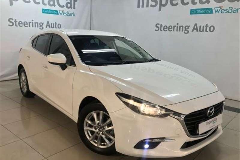 Mazda 3 Mazda sedan 1.6 Dynamic 2017