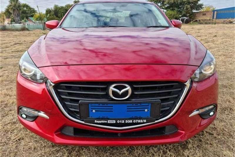 Used 2017 Mazda 3 Mazda sedan 1.6 Dynamic
