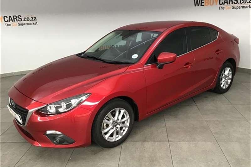 Mazda 3 Mazda sedan 1.6 Dynamic auto 2015