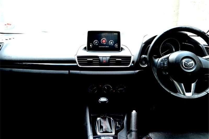 Used 2015 Mazda 3 Mazda sedan 1.6 Dynamic auto