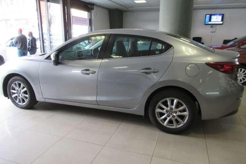Mazda 3 Mazda sedan 1.6 Original 2015