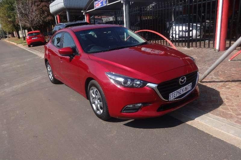 Mazda 3 Mazda sedan 1.6 Original 2017
