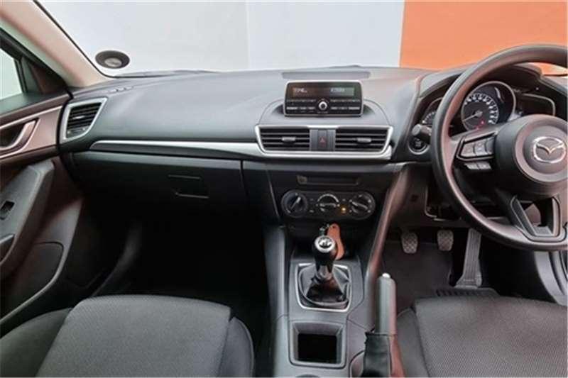 Used 2017 Mazda 3 Mazda sedan 1.6 Original