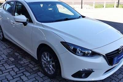 Used 2015 Mazda 3 Mazda sedan 2.0 Individual