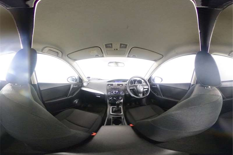 Used 2012 Mazda 3 Mazda Sport 1.6 Active