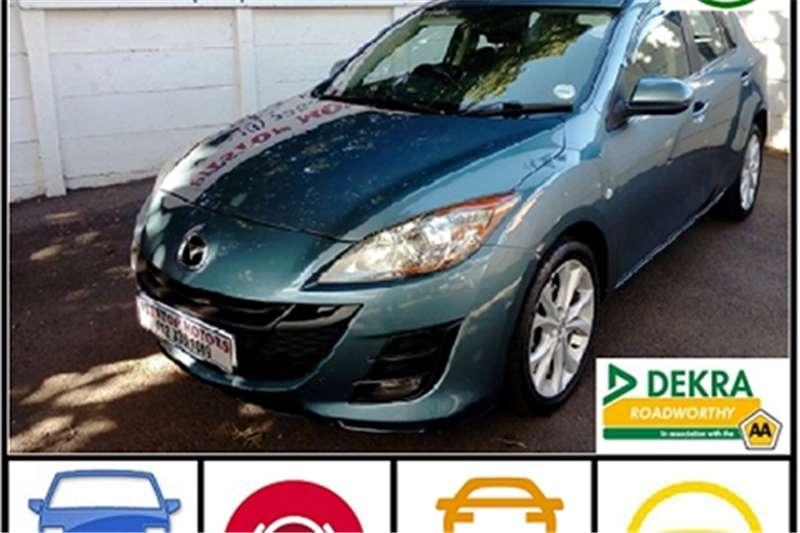 Mazda 3 Mazda Sport 1.6 Dynamic 2012