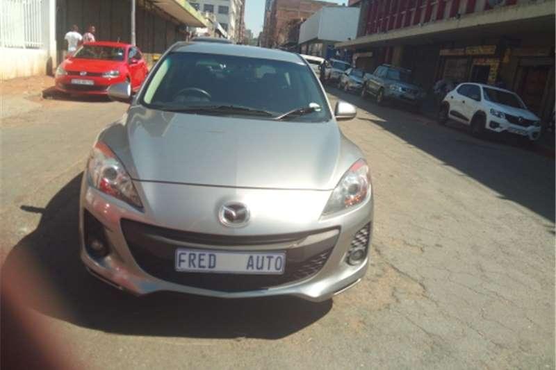 Mazda 3 Mazda Sport 1.6 Dynamic 2014