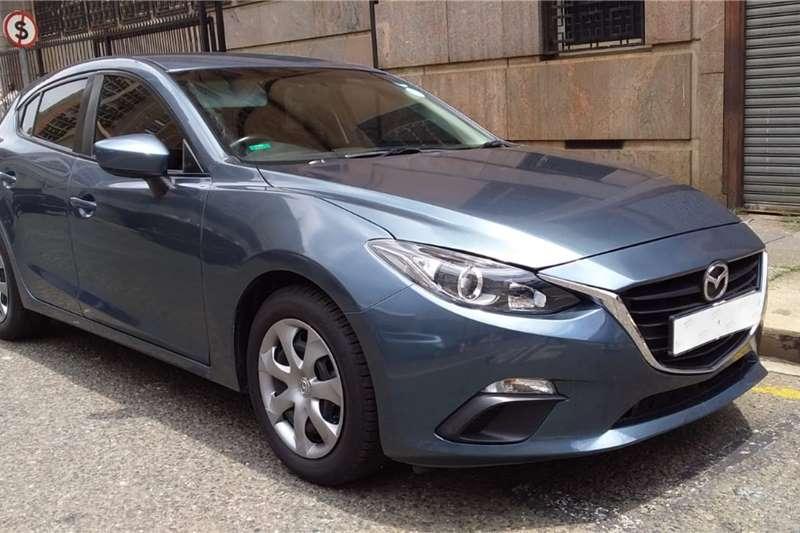 Mazda 3 Mazda Sport 1.6 Dynamic 2016