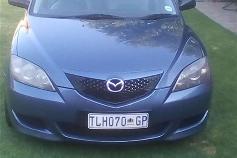 Mazda 3 Mazda Sport 1.6 Original 2006
