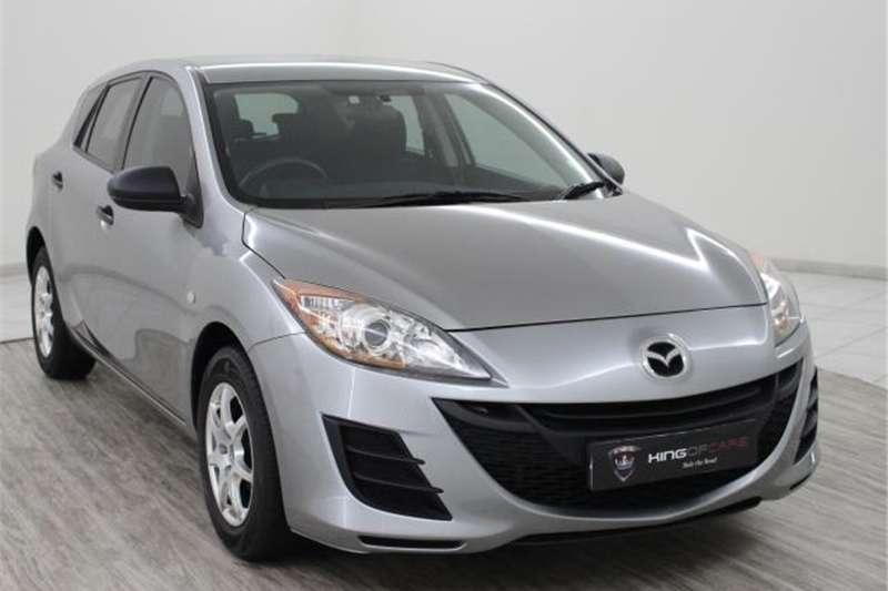 Mazda 3 Mazda Sport 1.6 Original 2011
