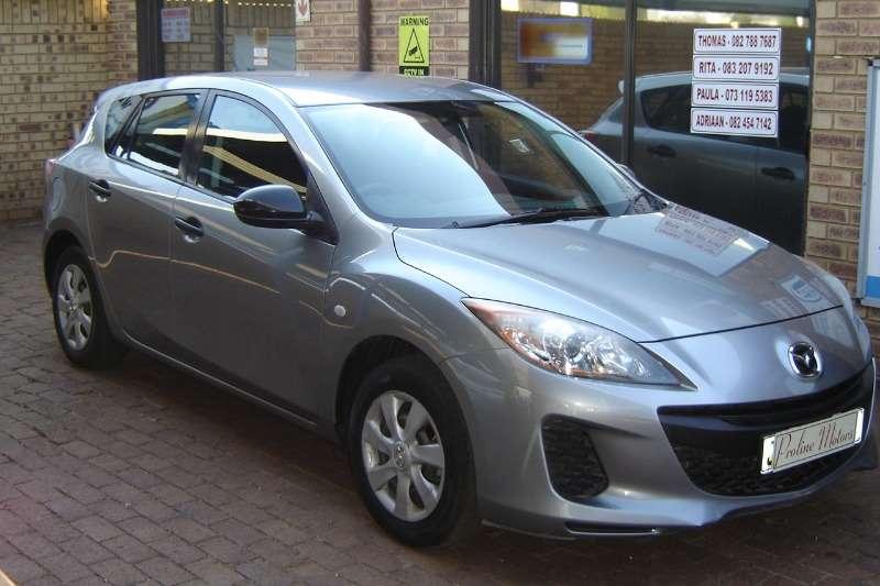 Mazda 3 Mazda Sport 1.6 Original 2013