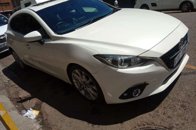 Used 2015 Mazda 3 Mazda Sport 2.0 Dynamic